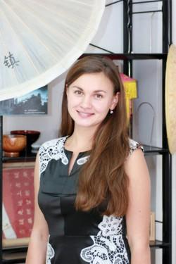 Евсичева Валерия Сергеевна